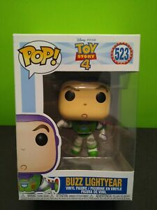 Funko - POP Disney: Toy Story 4 - Buzz Brand New In Box