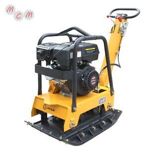 Lumag Rüttelplatte Benzin RP160HPC Rüttler Verdichter 6 kW / ca. 160 kg