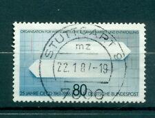 Allemagne -Germany 1986 - Michel n. 1294 - 25e anniversaire de l'O.C.D.E.
