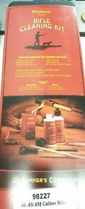 Outers Rifle Gun Cleaning Kit #98227 .40-.45/.458 Caliber new in box