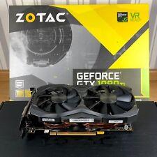 ZOTAC GeForce GTX 1080 TI Mini 11GB GDDR5X Gaming-Grafikkarte