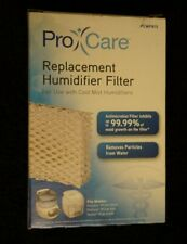 Pro Care replacement humidifier filter for cool mist humidifiers