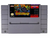 Super Ghouls 'n Ghosts (Super Nintendo SNES, 1991) Tested - Authentic -Free Ship