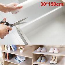 New Non Slip Drawer Mat Shelf Liner Cabinet Storage Pad Rubber Kitchen Cupboard