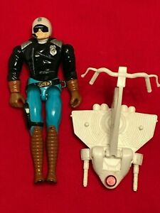 1988 Hasbro Cops 'N Crooks Highway Action Figure Vintage