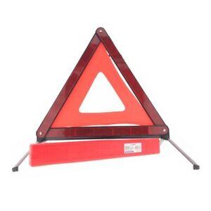 Triangle Signalisation Avertissement Accident Voiture Sécurité Routière Norme CE