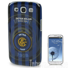 COVER GUSCIO DECORATO F.C. INTER 1908 PER SAMSUNG GALAXY S3 SIII i9300