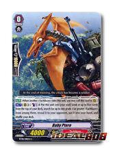 Cardfight Vanguard  x 4 Baby Ptero - BT08/081EN - C Pack Fresh Mint