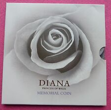 1999 ROYAL MINT  PRINCESS DIANA  £5 FIVE POUND  MEMORIAL  COIN   RARE