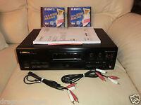 Pioneer PDR-05 High-End Audio-CD Recorder, defekt, optisch sehr gepflegt