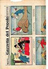 Sergio Tofano STO'  Rivista 15 dicembre 1931 supplemento Gazzetta del Popolo