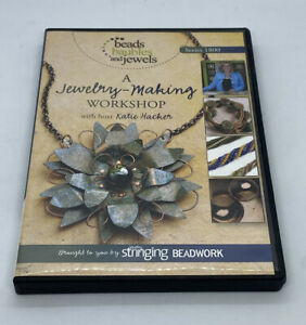 A Jewelry-Making Workshop Series 1800 With Katie Hacker (4-DVD, 2013)