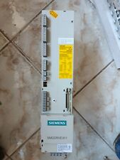 SIEMENS 6SN1145-1BA01-0BA1 - 611 Infeed/regenerative feedback module 16//21 kW