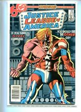 JUSTICE LEAGUE OF AMERICA #245 HI GRADE 9.2 CANADIAN PRICE VARIANT INTENSE COVER