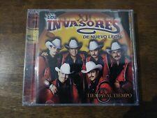 Tiempo Al Tiempo by Los Invasores de Nuevo León (CD, Nov-2000, Ltc)