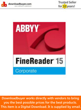 ABBYY FineReader 15 Corporate - [Download]