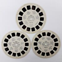 Buildings & Treasures - Vatican State - Vintage View-Master Reels 2722 2723 2725