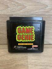 Game Genie Video Game Enhancer - Sega Mega Drive