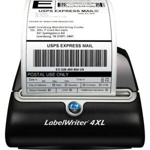 Dymo LabelWriter 4XL Desktop Direct Thermal Printer - Monochrome - Label Print -