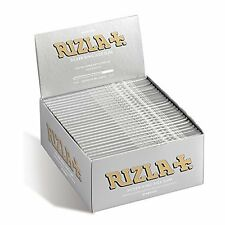 15x Rizla Silver King Size Rolling Papers Booklets Best Deal