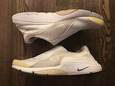 Vintage 2001 NIKE Air Presto Chanjo White Size Large L 11-12 Running Trainer
