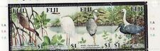 FIJI Sc 1037 NH BIRDS - STRIP OF 4
