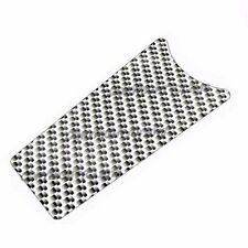 87-07 Touring Gas Tank Console Insert For Harley - Printed Carbon Fiber WT
