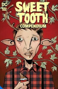 SWEET TOOTH COMPENDIUM GRAPHIC NOVEL Jeff Lemire DC Comics 920 Pages! TPB