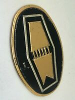 1950s Wheaties Cereal Premium Prize Kaiser Metal Car Emblem