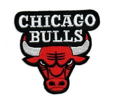 NBA Chicago Bulls Sport P249 Embroidered Iron on Patch High Quality Jacket New