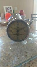 """Vintage maar's Steering Wheel Clock  """"Free SHIPPING"""""""