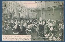 CARTE POSTALE - 31 - VUE SUR LE MARCHE DU SALE PLACE DES CARMES à TOULOUSE - 044