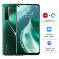 "Nuevo Huawei P40 Lite 5G Crush Verde 128GB 6.5"" 6GB 10 Sim Gratis Reino Unido HMS Android"
