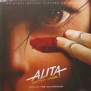 Alita Battle Angel Original Soundtrack by Tom Holkenborg Vinyl LP Record