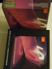 Adobe Production Premium CS5.5 Mac Full Software