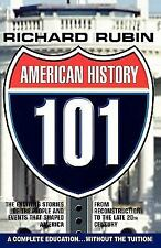 American History 101: From the Civil War to the End of the 20th Century, Rubin,