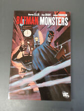 Batman Monsters  DC TPB RARE OOP  Warren Ellis Alan Grant James Robinson
