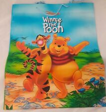 Winnie The Pooh Tigger Gift Present Bags Large Glossy Party Birthday