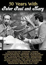 50 Years With Peter, Paul and Mary [New DVD]
