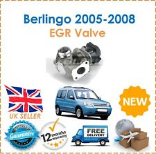 For Citroen Berlingo 1.6 HDI 110 MF 109HP MPV 2005-2008 EGR Valve New