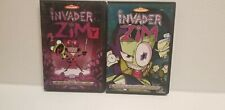 Nickelodeon Invader Zim Volume 1 And 2 dvd