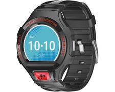 ALCATEL Go SM03, Smartwatch, Rot/Schwarz