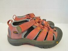 Keen Toddler Girl Hiking Sandals Waterproof Shoes Pink Size 11