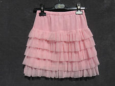 JUPE A VOLANTS TULE ROSE ♥ REPETTO ♥ T 4 ANS  TTBE +++ ☺