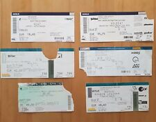 Alte Konzertkarten Gary Moore ZZ Top Bon Jovi Volbeat H.E.A.T