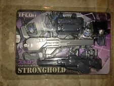Tfcon Headrobots Stronghold Exclusive Custom Headmaster Upgrade Kit Set New