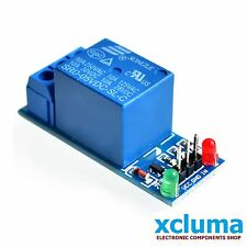 XCLUMA 1 CHANNEL RELAY MODULE 5V LOW LEVEL TRIGGER RELAY EXPANSION BOARD BE0057
