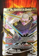 Fu, Shrouded in Mystery BT3-118 Dragon Ball Super SRP Special Rare NM/M