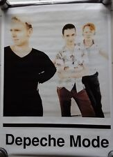 Depeche Mode (1997) UK - Poster Bandportrait - im Neuzustand in Folie !!