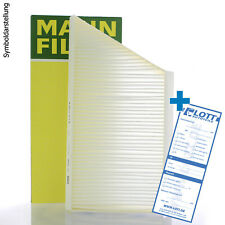Mann-Filter interior filtro filtro de polen filtro interior aire cu 3132